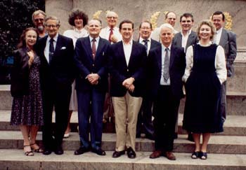 "Genetics and IQ Conference"" i New York, august 1990."